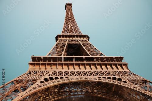 Eiffel Tower - 58901216