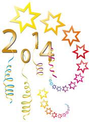2014 - Neues Jahr - Silvester