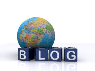 Blog - concept
