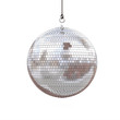 Leinwanddruck Bild - disco ball