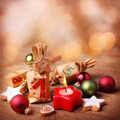Adventsstimmung - Bald ist Weihnachten!