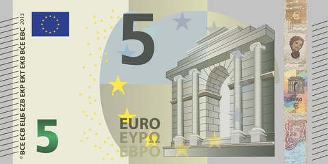 New Euro 5 Vector