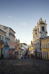 Historic City Center of Pelourinho Salvador Brazil