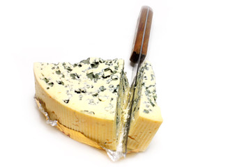 cheese with mildew sort roquefort as delicacy for gourmet