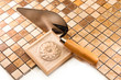 Tile work of high quality