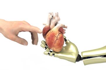 Cirugía Corazón Asistida por Robot