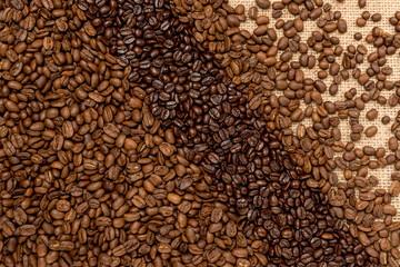 Kaffeebohnen arabica