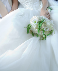 Weddng bouquet