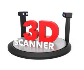 3D scanner concept