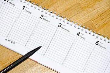 Kalender Stift