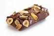Financier au chocolat,noisette , amande et pistache