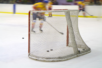 ice hockey net
