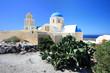 Santorin - Eglise à Oia