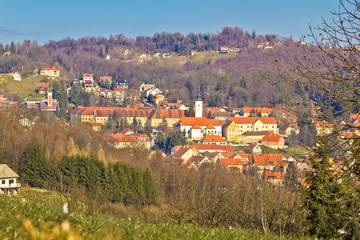 Varazdinske Toplice - thermal springs town