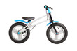 Studio shot of a small generic bike for children