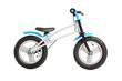 Studio shot of a small generic bike for children