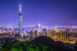 Taipei, Skyline