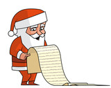 Santa read the wist list