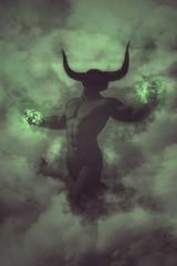 Demone furioso