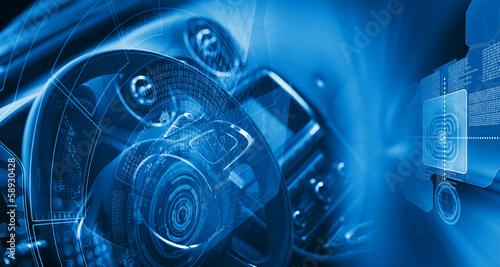 Steering wheel - 58930428