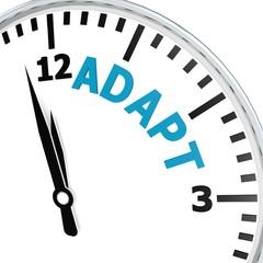 Adapt clock
