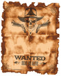 Wanted leaflet