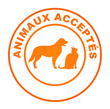 Постер, плакат: animaux accept