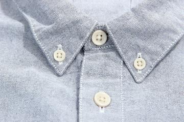 Male shirt close up