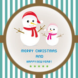 Christmas greeting card47