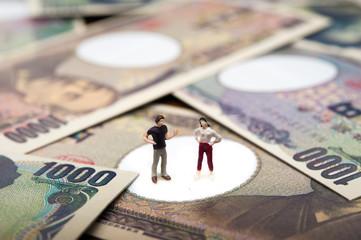 お金と夫婦