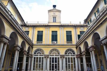 University of Genoa, Italy