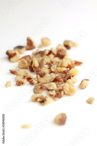 Walnut crumbs
