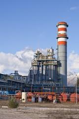 impianto per produzione energia elettrica