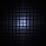 Little squares seamless tileable abstract shaded background poster