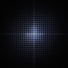 Little squares seamless tileable abstract shaded background