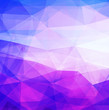 Abstract background blue, violet texture design