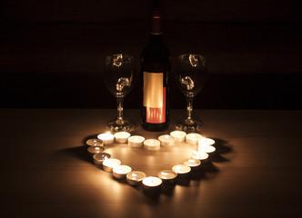 Romantic eve