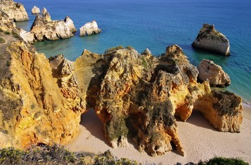 Algarve Strand Dos Tres Irmaos 03