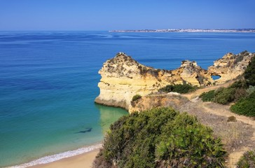 Algarve Strand Dos Tres Irmaos 06