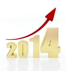 2014 growth chart