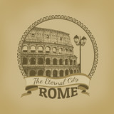 Rome ( The Eternal City) poster