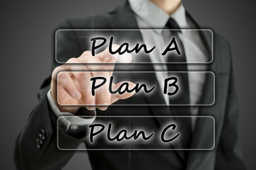 Choosing Plan A