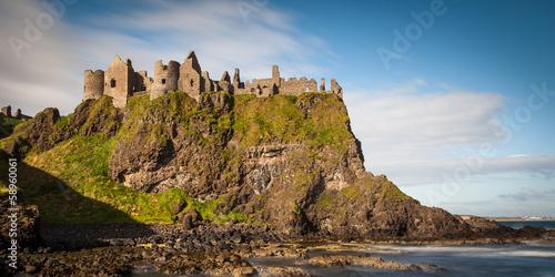 Leinwanddruck Bild Dunluce Castle