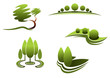 Landscape design elements