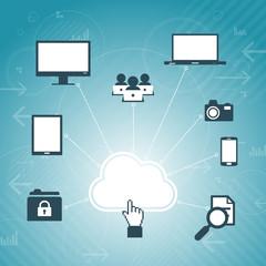 Cloud Access Network