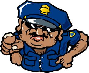 外国人警察官