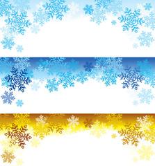 Snowflakes top