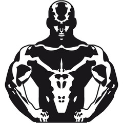 Bodybuilder Design