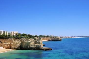 Algarve Strand da Senhora da Rocha  01