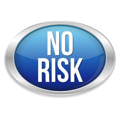 Blue oval no risk button